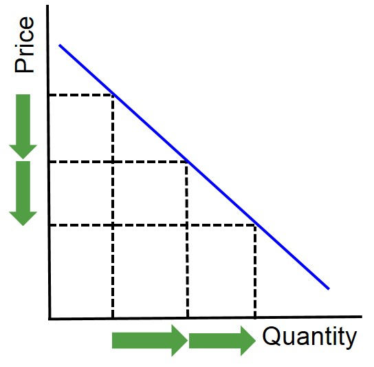 explain the relationship between price and quantity demanded