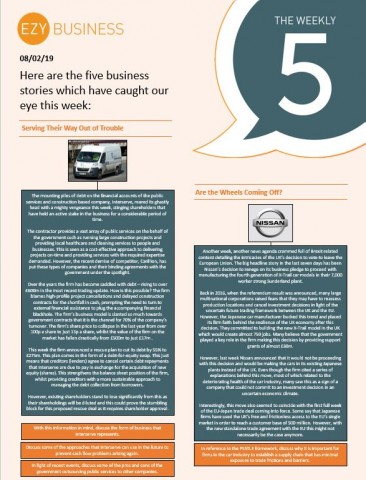 The Business Weekly 5 - 8th February