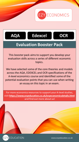Introducing our Evaluation Booster Pack!