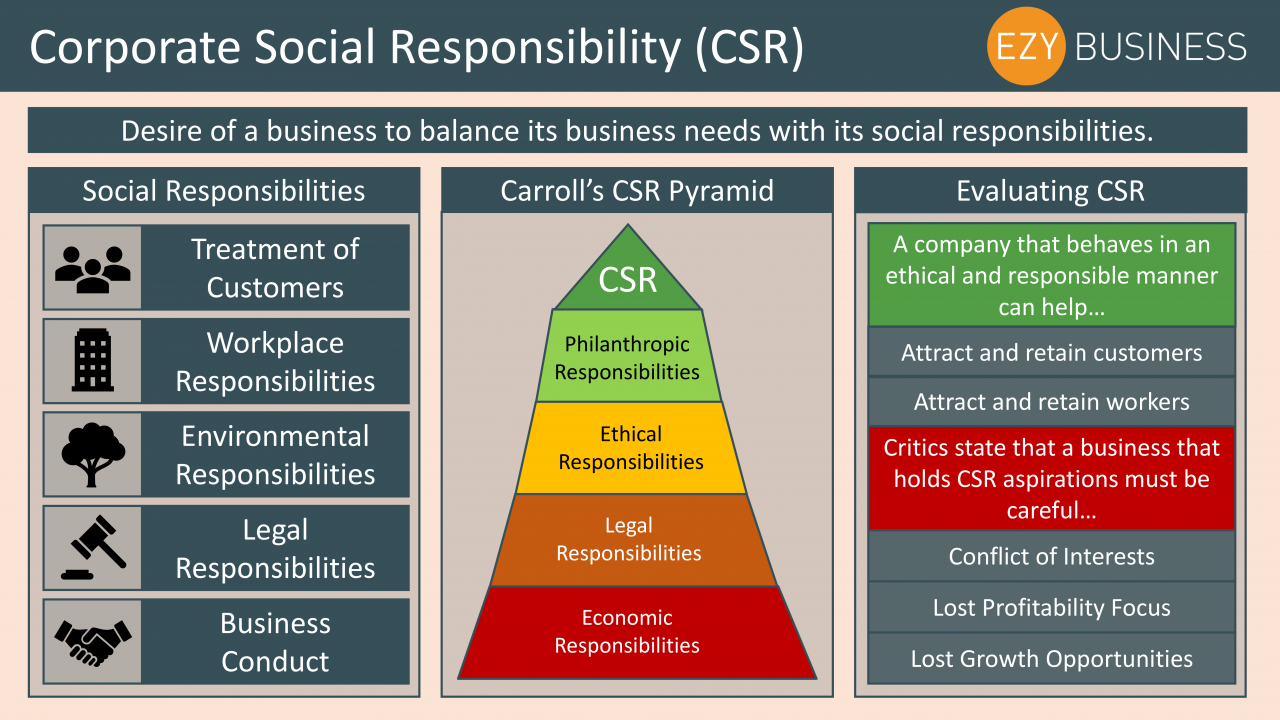Business Studies Year 13 revision Day 8 - Corporate Social Responsibility